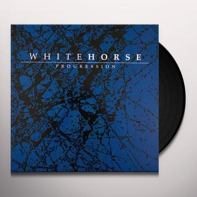Whitehorse PROGRESSION Vinyl Record