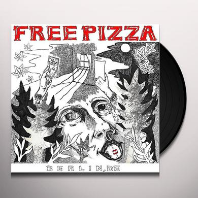 FREE PIZZA BERLIN DE Vinyl Record