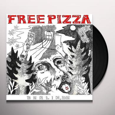 FREE PIZZA BERLIN DE Vinyl Record