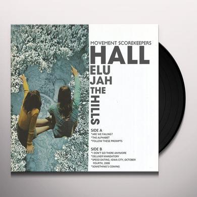 Hallelujah The Hills MOVEMENT SCOREKEEPERS Vinyl Record