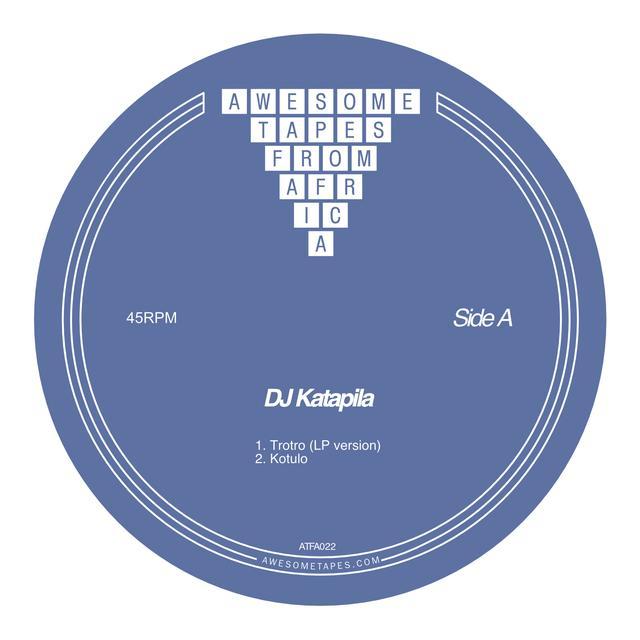 DJ KATAPILA TROTRO + BONUS TRACKS Vinyl Record