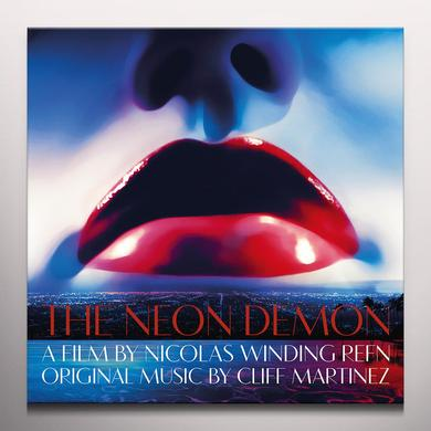 Cliff Martinez NEON DEMON / O.S.T. Vinyl Record - Blue Vinyl, Colored Vinyl, Green Vinyl, Digital Download Included