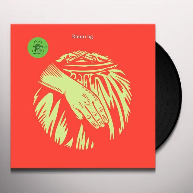Moderat RUNNING Vinyl Record - 10 Inch Single