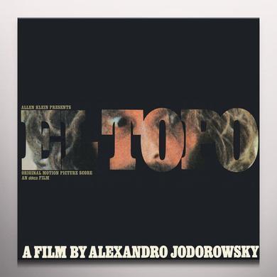JODOROWSKY.ALEXANDRO (CVNL) EL TOPO SOUNDTRACK ALBUM Vinyl Record - Clear Vinyl
