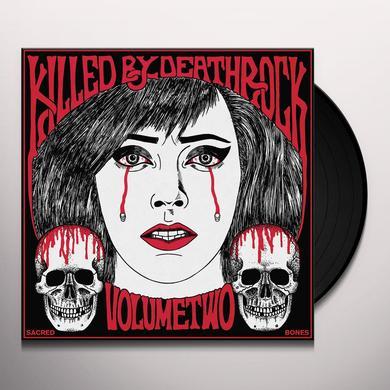 KILLED BY DEATHROCK 2 / VARIOUS Vinyl Record