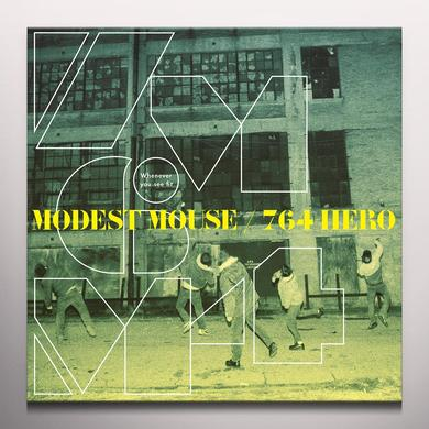 Modest Mouse / 764-Hero WHENEVER YOU SEE FIT Vinyl Record