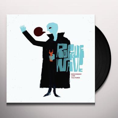 Rogue Wave DESCENDED LIKE VULTURES Vinyl Record - Digital Download Included