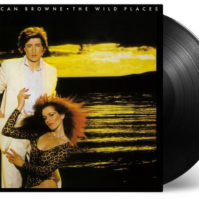 Duncan Browne WILD PLACES Vinyl Record