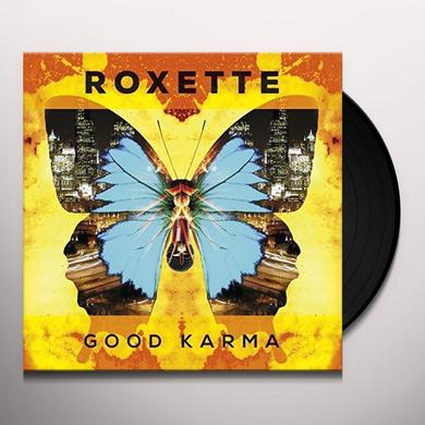Roxette GOOD KARMA Vinyl Record - Limited Edition, UK Import