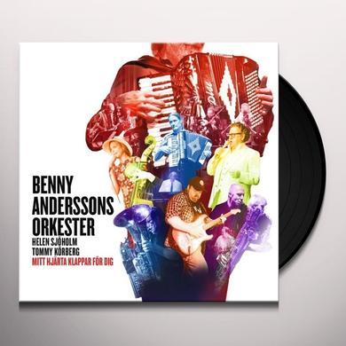 Benny Andersson MITT HJARTA KLAPPAR FOR DIG Vinyl Record - Holland Import