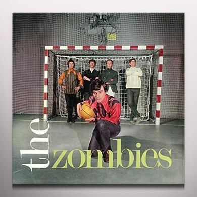 ZOMBIES (CLEAR VINYL) Vinyl Record - Clear Vinyl, UK Import