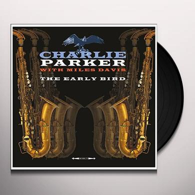 Charlie Parker EARLY BIRD Vinyl Record - UK Import