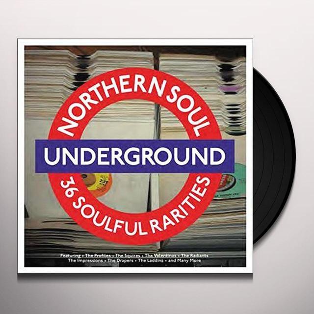 NORTHERN SOUL UNDERGROUND / VARIOUS (UK) NORTHERN SOUL UNDERGROUND / VARIOUS Vinyl Record - UK Import