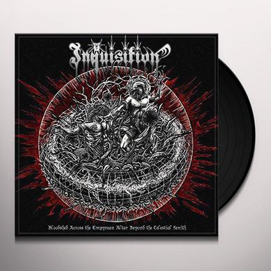 Inquisition BLOODSHED ACROSS THE EMPYREAN ALTAR BEYOND THE Vinyl Record
