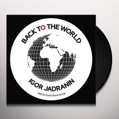 Igor Jadranin BOULEVARDD Vinyl Record