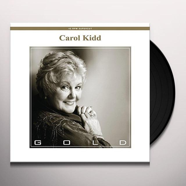 Carol Kidd GOLD Vinyl Record - 180 Gram Pressing, UK Import