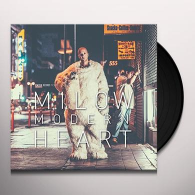 Milow MODERN HEART Vinyl Record