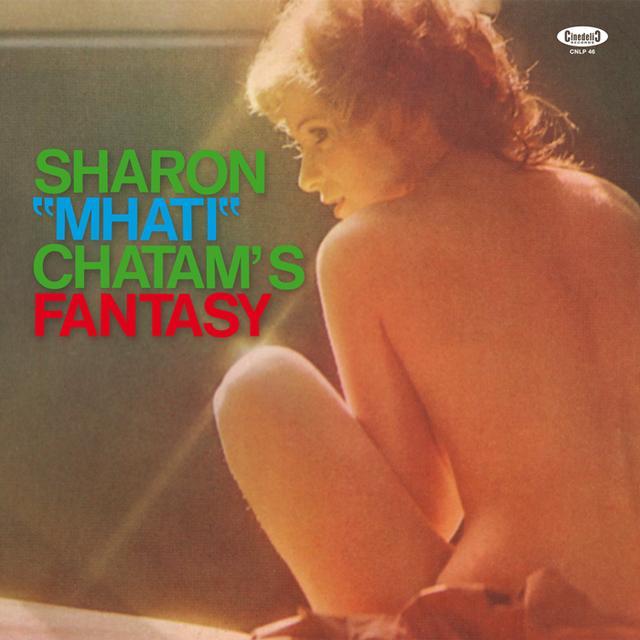 Sharon Mhati Chatam FANTASY Vinyl Record - Italy Import