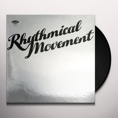 Stelvio Cipriani RHYTHMICAL MOVEMENT Vinyl Record - Italy Import