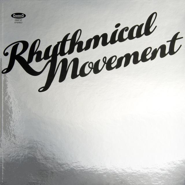 Stelvio Cipriani RHYTHMICAL MOVEMENT Vinyl Record - Italy Import