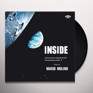 Mario Molino INSIDE / O.S.T. Vinyl Record - Italy Import