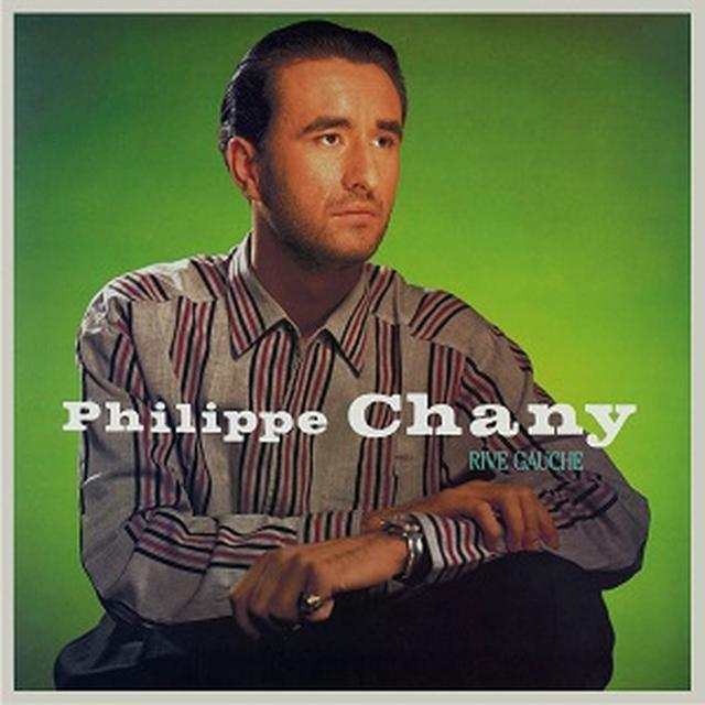 Philippe Chany RIVE GAUCHE Vinyl Record - Remastered