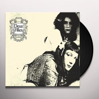 DEUX FILLES SILENCE & WISDOM / DOUBLE HAPPINESS Vinyl Record - Gatefold Sleeve, Remastered