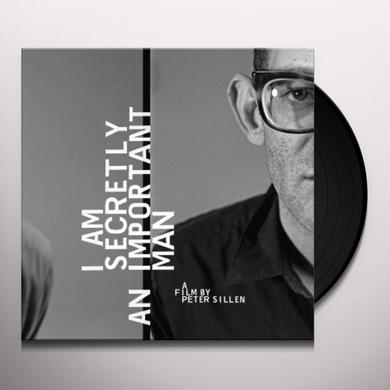 Jesse Bernstein I AM SECRETLY AN IMPORTANT MAN: A FILM BY PETER Vinyl Record
