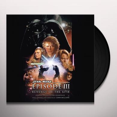 John Williams STAR WARS EPISODE III: REVENGE OF THE SITH / O.S.T Vinyl Record