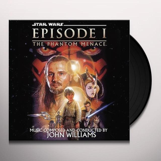 John Williams STAR WARS EPISODE I: THE PHANTOM MENACE / O.S.T. Vinyl Record