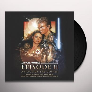 John Williams STAR WARS EPISODE II: ATTACK OF THE CLONES / O.S.T Vinyl Record