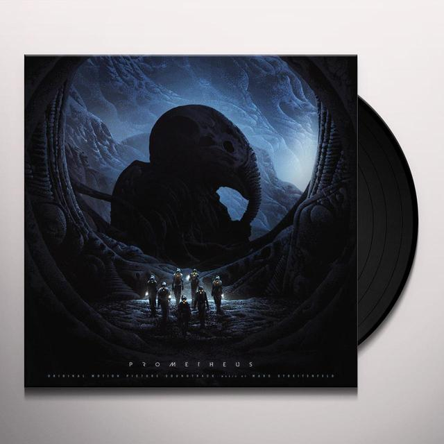 Marc Streitenfeld PROMETHEUS / O.S.T. Vinyl Record - Limited Edition