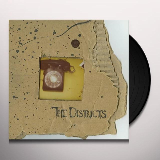 Districts TELEPHONE Vinyl Record