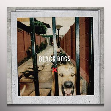 Boys Night Out BLACK DOGS Vinyl Record - Clear Vinyl