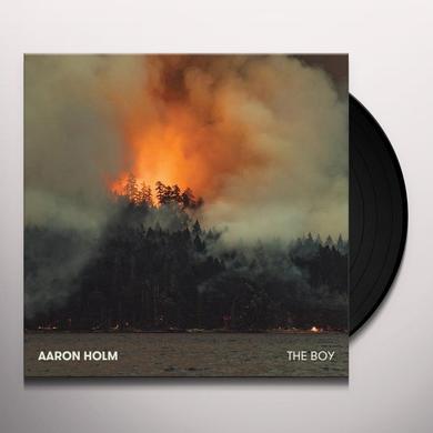 Aaron Holm BOY Vinyl Record