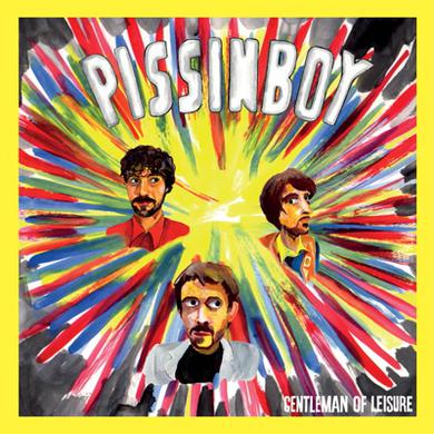 Pissinboy GENTLEMAN OF LEISURE Vinyl Record