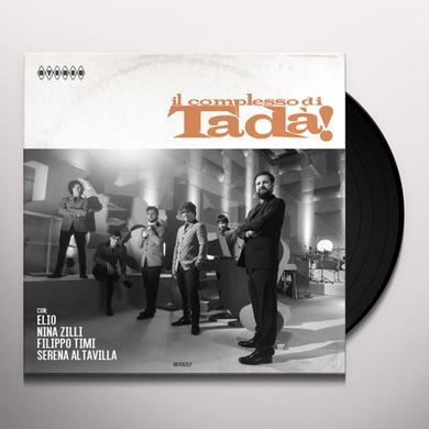 IL COMPLESSO DI TADA Vinyl Record