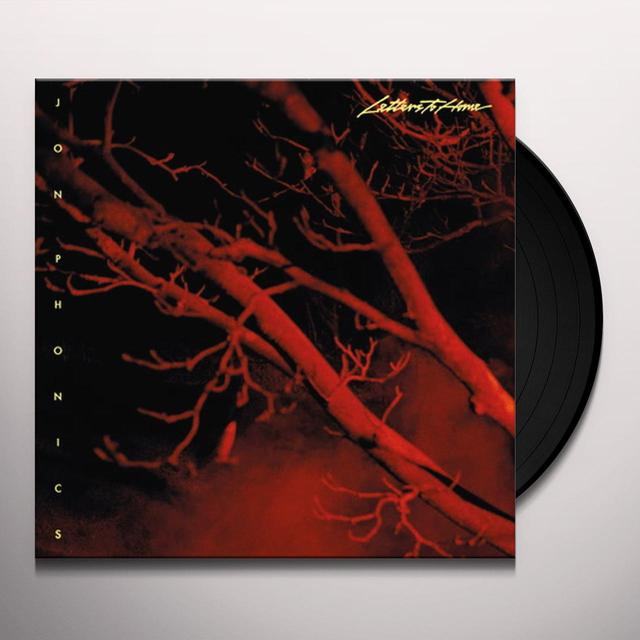 Jon Phonics LETTERS TO HOME Vinyl Record