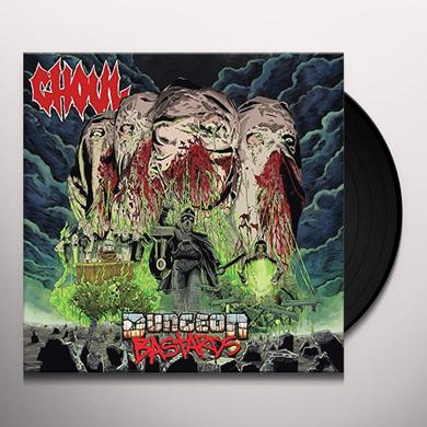 Ghoul DUNGEON BASTARDS Vinyl Record