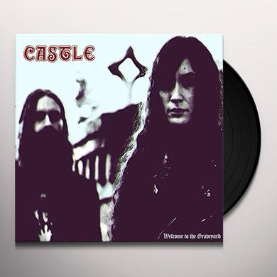 Castle WELCOME TO THE GRAVEYARD Vinyl Record