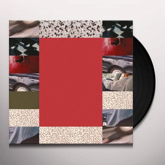 John Roberts PLUM Vinyl Record