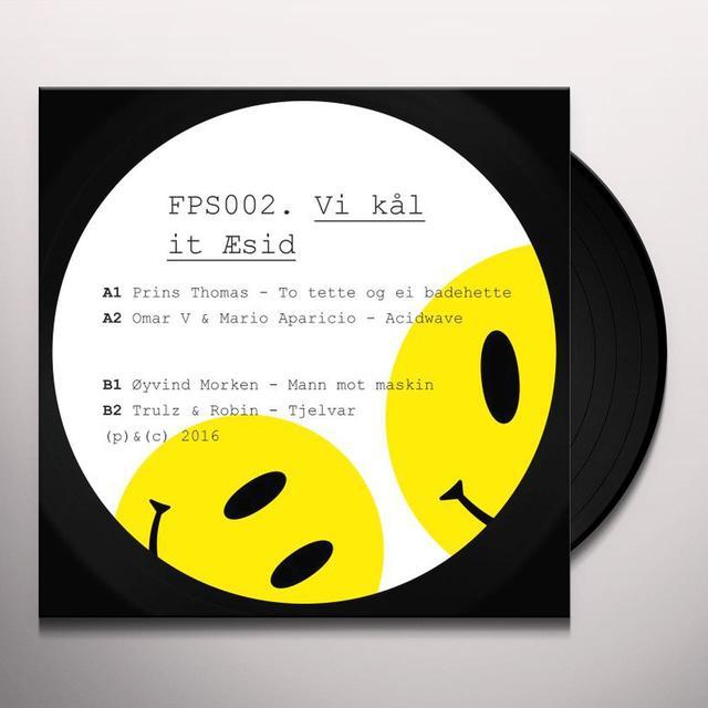 VI KAL IT AESID / VARIOUS Vinyl Record