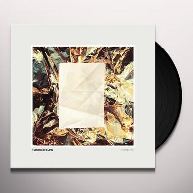 Marek Hemmann MOMENTS Vinyl Record