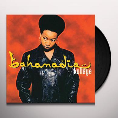 Bahamadia KOLLAGE Vinyl Record