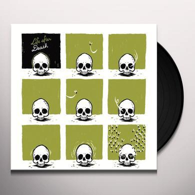 Slobodan Kajkut GLUE SNIFFER Vinyl Record