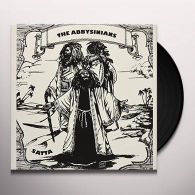 ABBYSINIANS SATTA Vinyl Record