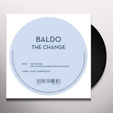 Baldo CHANGE Vinyl Record