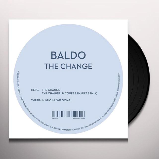 Baldo CHANGE Vinyl Record