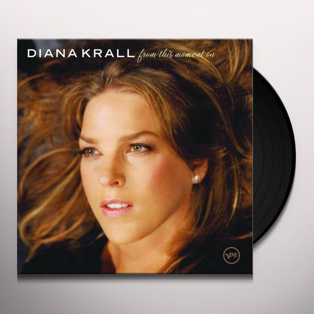 Diana Krall FROM THIS MOMENT ON Vinyl Record - 180 Gram Pressing