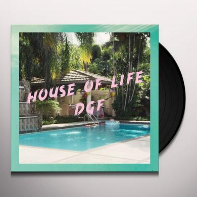 HOUSE OF LIFE / DGF HANS WITH NO PANTS / GREIF MEINE HAND Vinyl Record